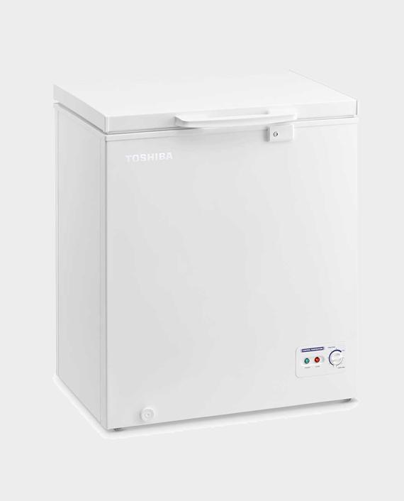 Toshiba CR-A142U 142 Litre Chest Freezer in Qatar
