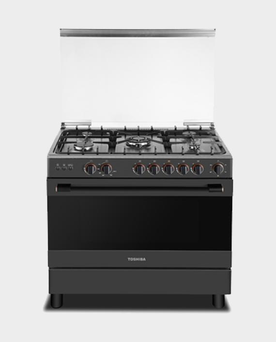 Toshiba TBA-36LMG5G Cooking Range 90x60 5 Burner in Qatar