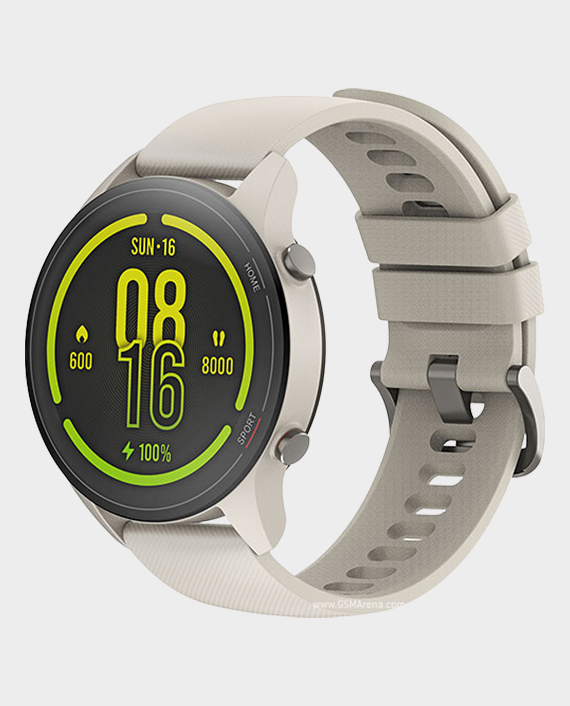 "Xiaomi Mi Watch 1.39"" HD AMOLED Beige in Qatar"