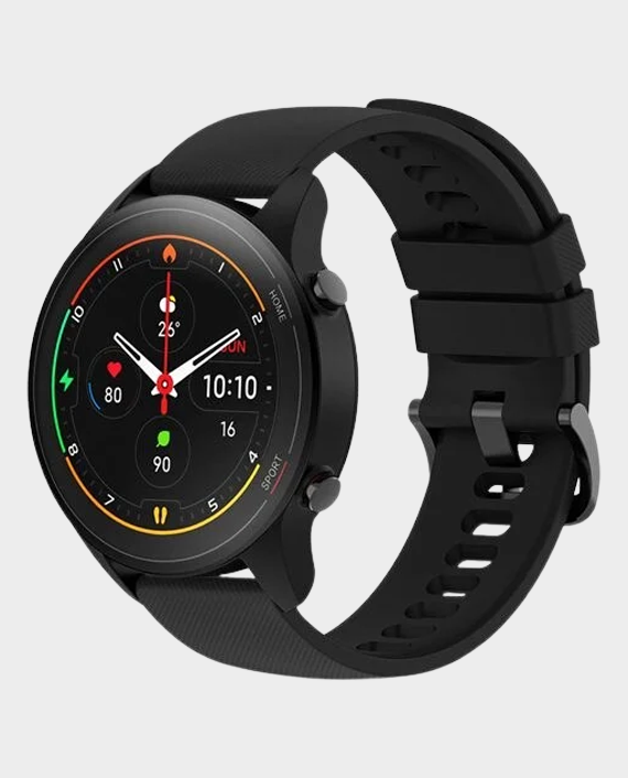 "Xiaomi Mi Watch 1.39"" HD AMOLED Black in Qatar"