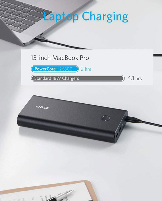 Anker Power Core + 26800 PD 45W With Powerport III Mini Speed Combo