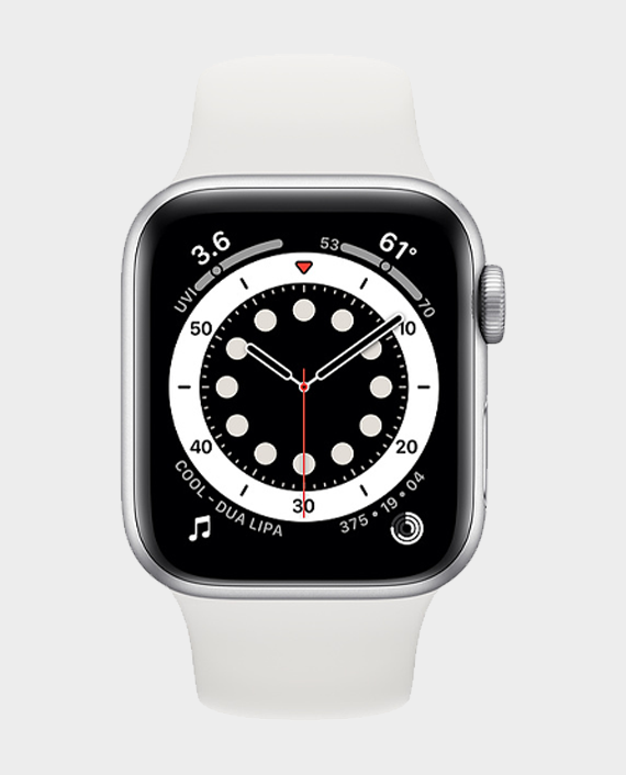 Apple Watch Series 6 M06M3A 40mm in Qatar