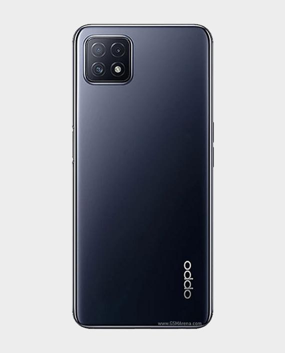 Oppo A73 5G 8GB 128GB Black in Qatar