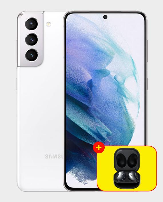 Samsung Galaxy S21 5G 8GB 256GB Phantom White
