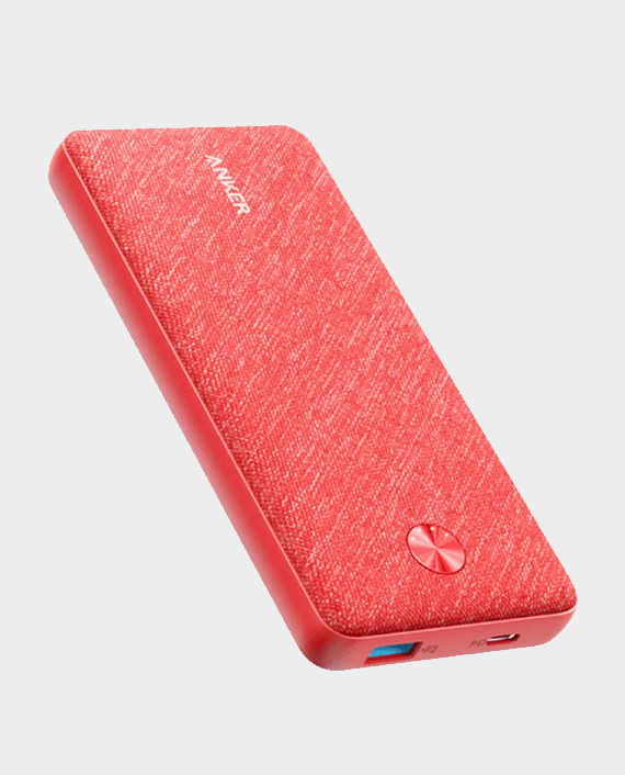 Anker PowerCore Metro Essential 20000 PD Pink in Qatar