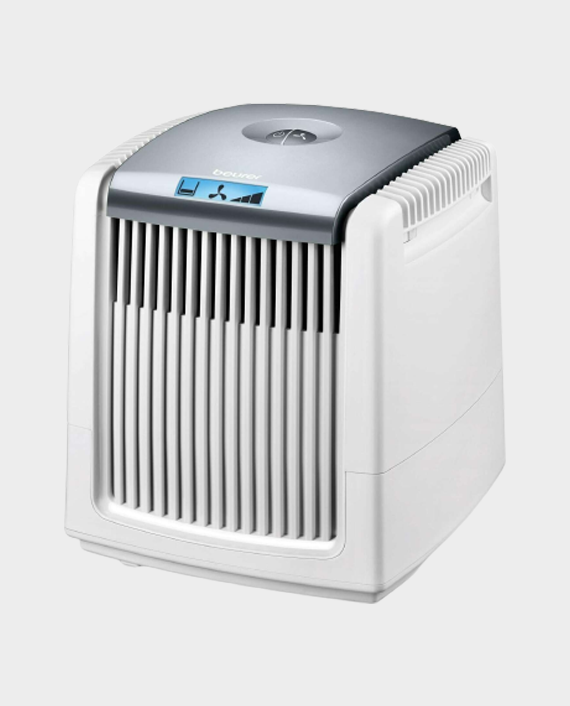Beurer LW 230 Air Washer White in Qatar