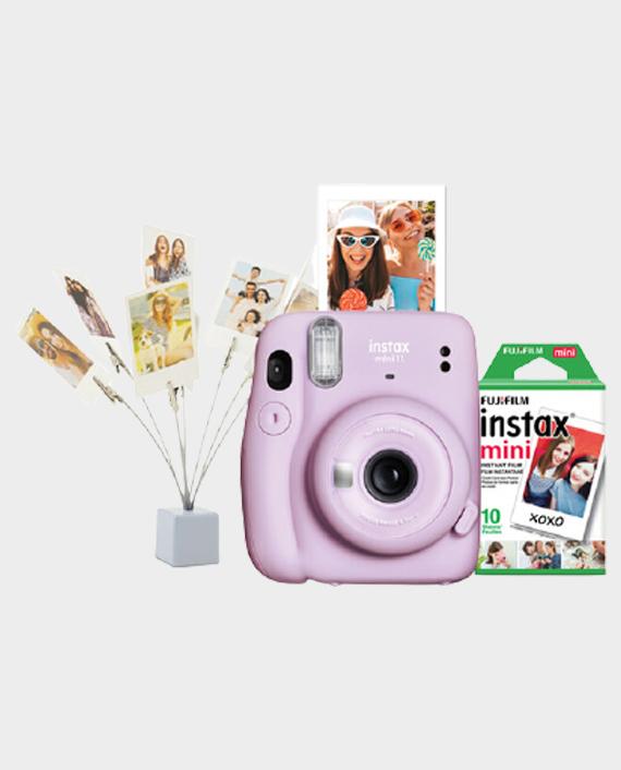 Fujifilm Instax Mini 11 Camera Bundle Pink in Qatar