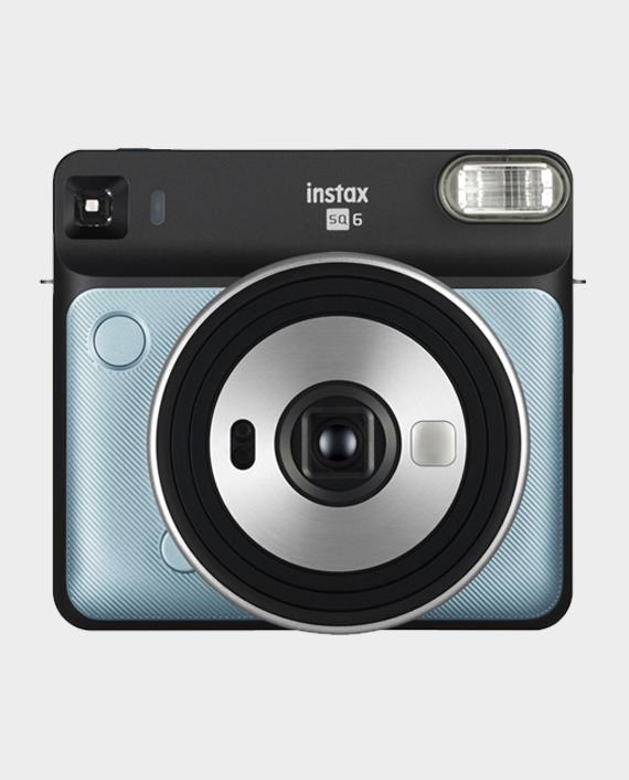 Fujifilm Instax Square SQ6 Instant Film Camera Aqua Blue in Qatar