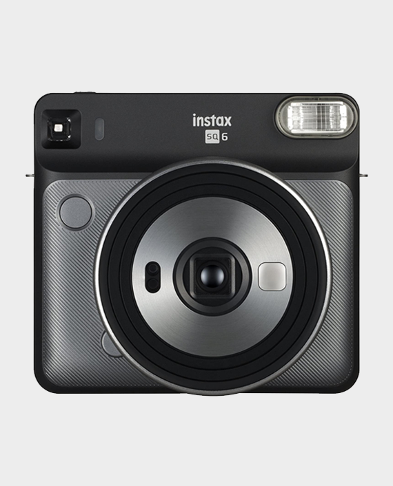Fujifilm Instax Square SQ6 Instant Film Camera Graphite Grey in Qatar