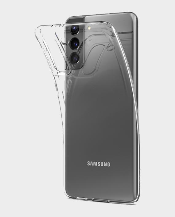 Spigen Galaxy S21+ Crystal Flex