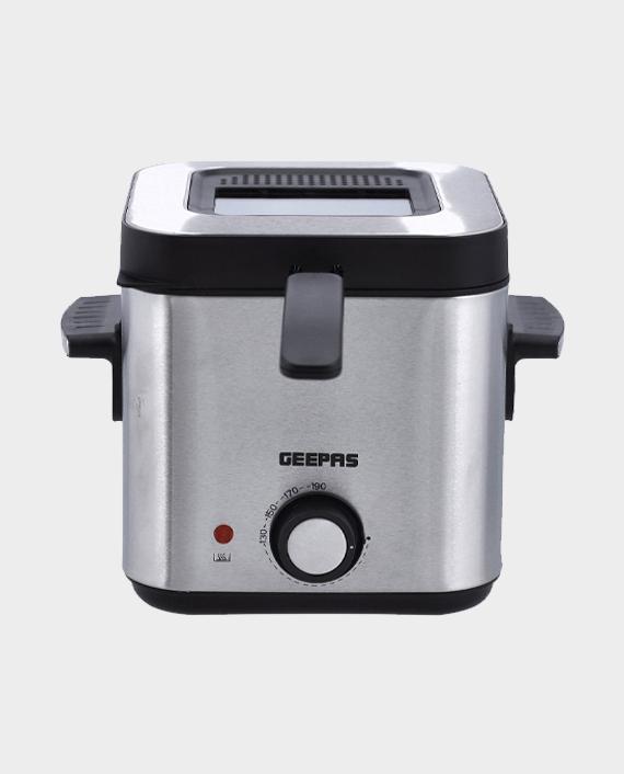 Geepas GDF36016 1.5L Deep Fryer in Qatar