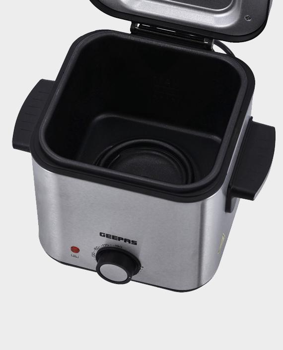 Geepas GDF36016 1.5L Deep Fryer