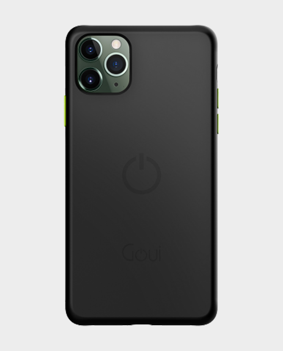 Goui iPhone 11 Pro Max Magnetic Case with Magnetic Bars in Qatar