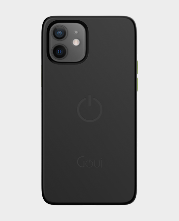 Goui iPhone 12 Mini Magnetic Case with Magnetic Bars in Qatar
