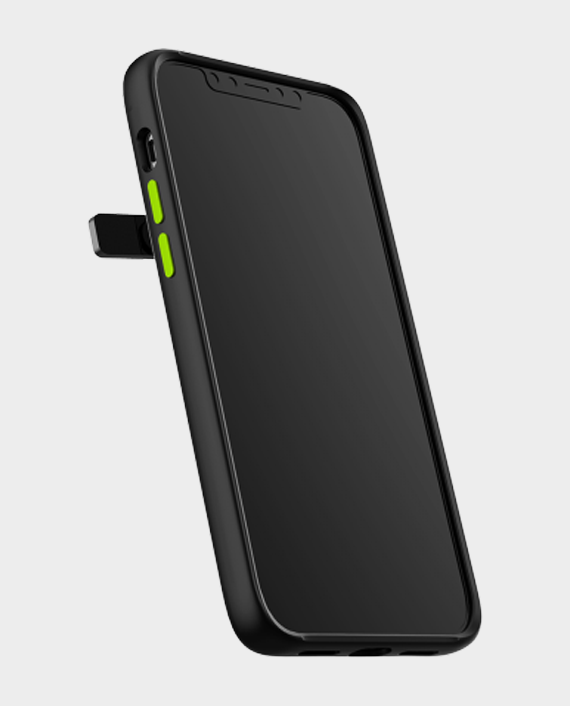 Goui iPhone 12 Mini Magnetic Case with Magnetic Bars