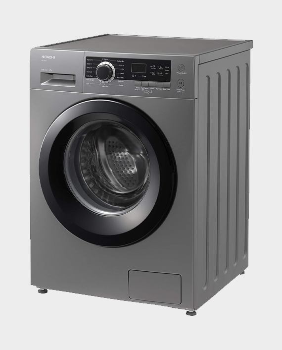 Hitachi BD70CE3CGXSL 7 Kg Front Load Washing Machine