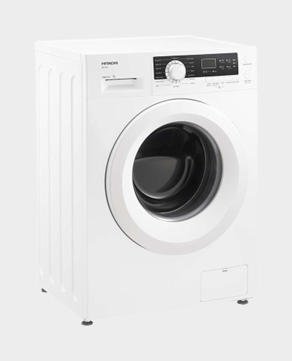 Hitachi BD80CE3CGX WH 8 Kg Front Load Washing Machine