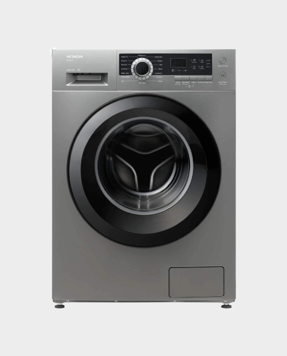 Hitachi BD80CE3CGXSL 8 Kg Front Load Washing Machine in Qatar