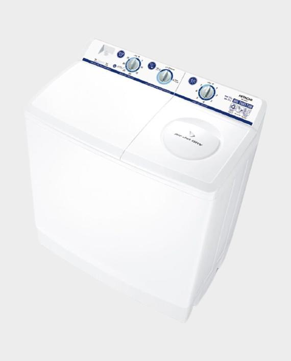 Hitachi PS1405SJ3CGXWH 14 Kg Twin Tub Semi-Automatic Washing Machine in Qatar