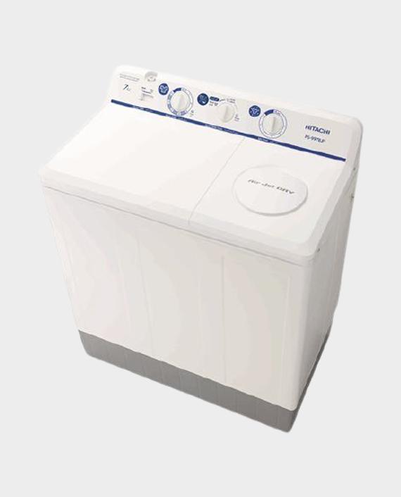 Hitachi PS997BJ3CGXWH 7 Kg Semi Automatic Washing Machine in Qatar