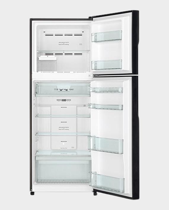 Hitachi RV550PK8K BSL Refrigerator 550L Silver