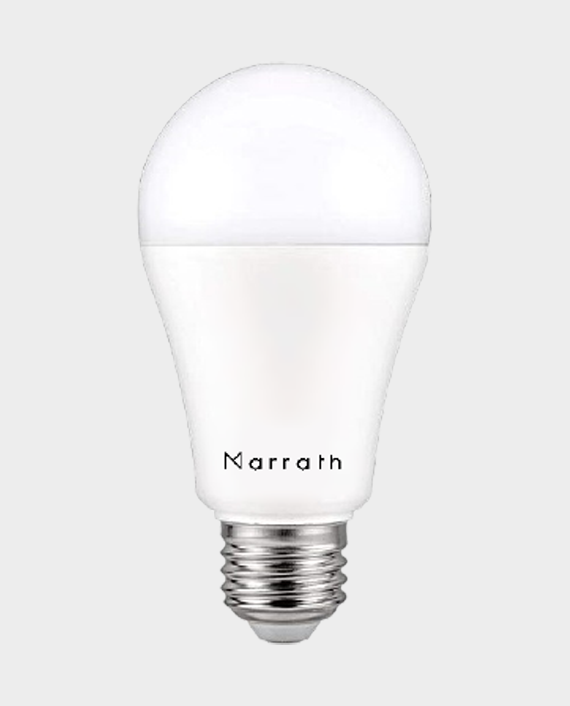 Marrath Smart Home Dusk to Dawn LED Light Sensor Bulb in Qatar