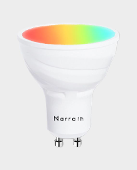 Marrath Smart WiFi RGBW GU 10 Spot Ceiling Light in Qatar