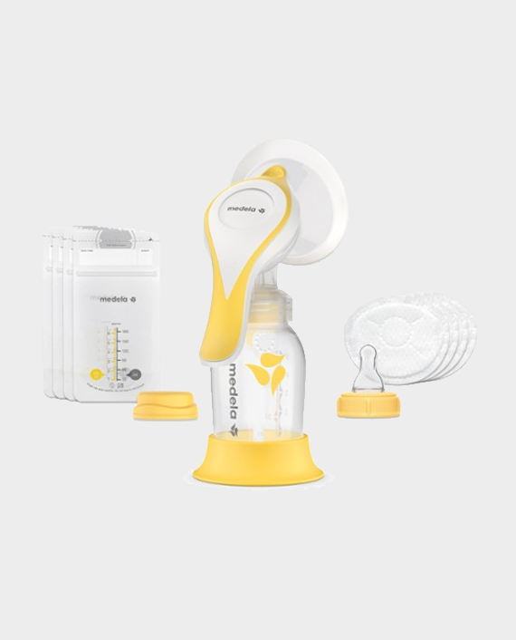Medela Harmony Essentials Manual Breast Pump Set in Qatar