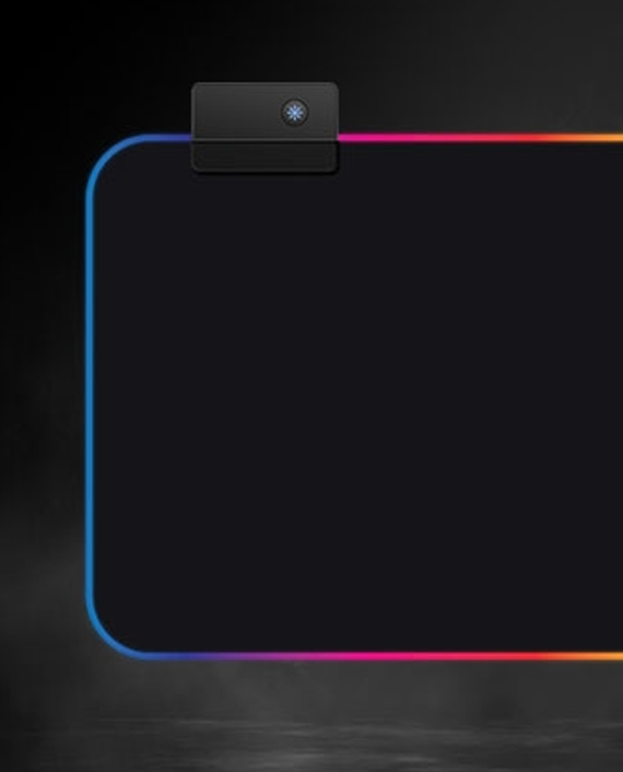 Porodo RGB Gaming Mousepad XL