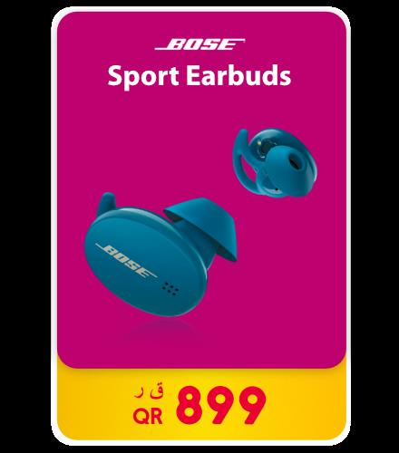 Bose Sport Earbuds – Blue