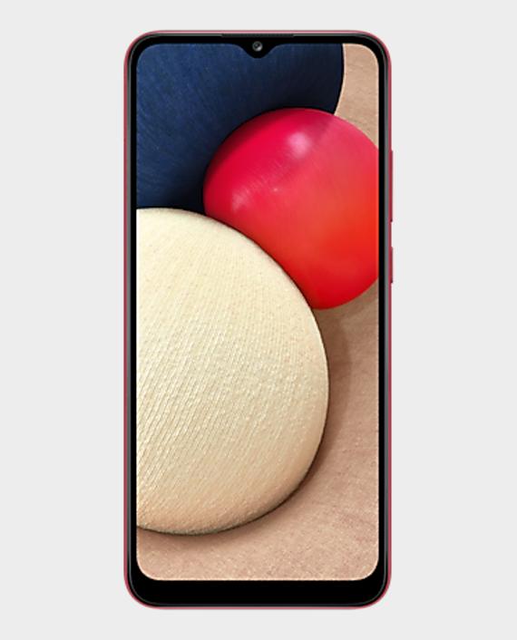Samsung Galaxy A02s 4GB 64GB Red in Qatar