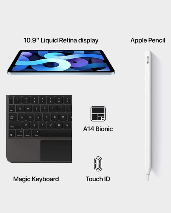 Apple iPad Air 2020 4th Generation 10.9 Inch Wifi + Cellular 64GB