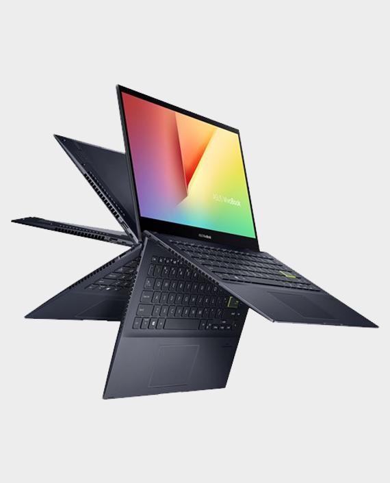 ASUS VivoBook Flip 14 TM420IA / AMD Ryzen 5 4500U / 8GB RAM / 512GB SSD / 14-inch Touch Screen / Windows 10 Home