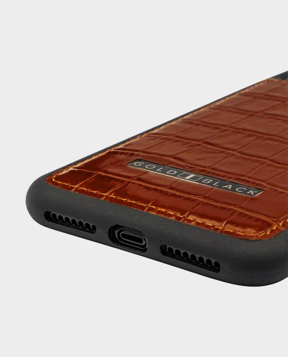 Gold Black iPhone Xs Max Case