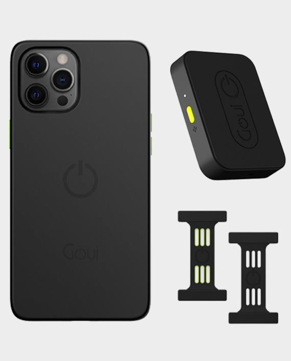 Goui iPhone 12 Pro Max Cover / Strap / Mount Combo in Qatar