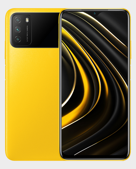 Xiaomi Poco M3 4GB 128GB Yellow in Qatar