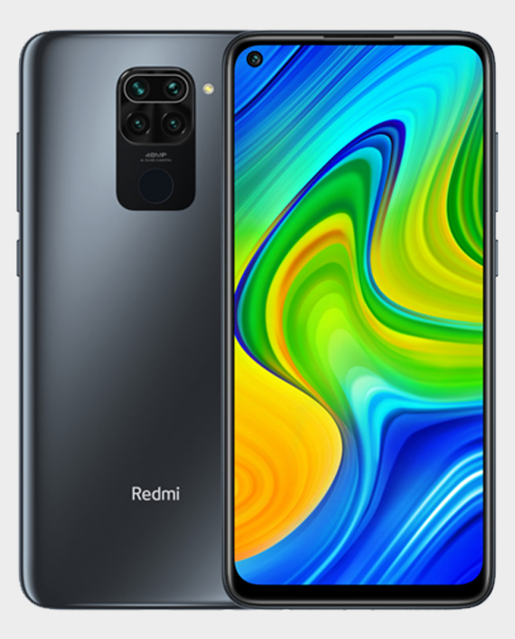 Xiaomi Redmi Note 9 4GB 128GB Onyx Black in Qatar