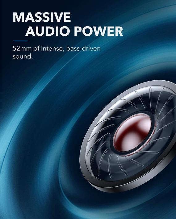Anker Soundcore Strike 3 Virtual 7.1 Gaming Headset