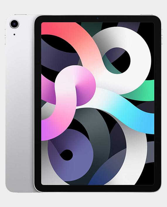Apple iPad Air 2020 4th Generation 10.9 Inch Wifi 256GB Silver in Qatar