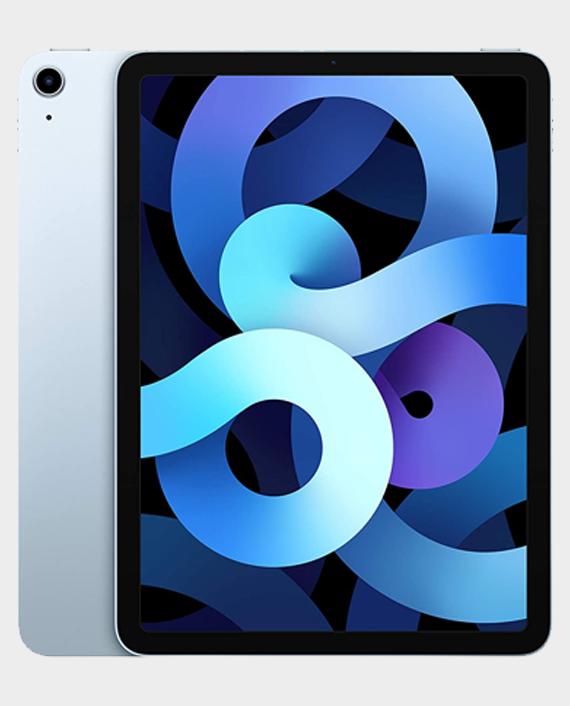 Apple iPad Air 2020 4th Generation 10.9 Inch Wifi 256GB Sky Blue in Qatar
