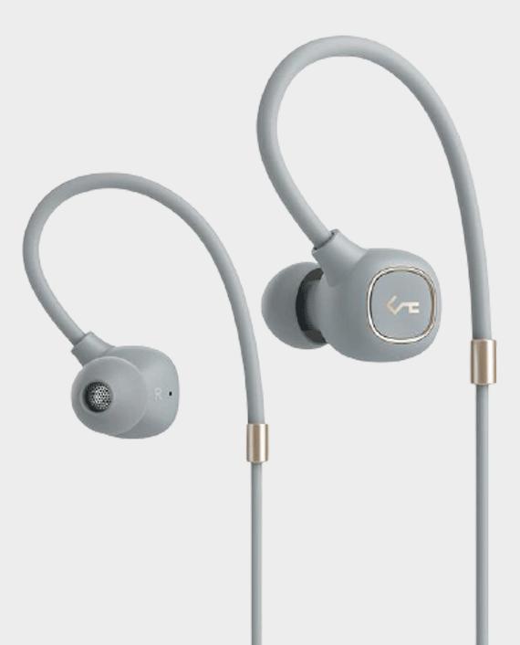 Aukey B80 aptX Wireless Earbuds Light Grey
