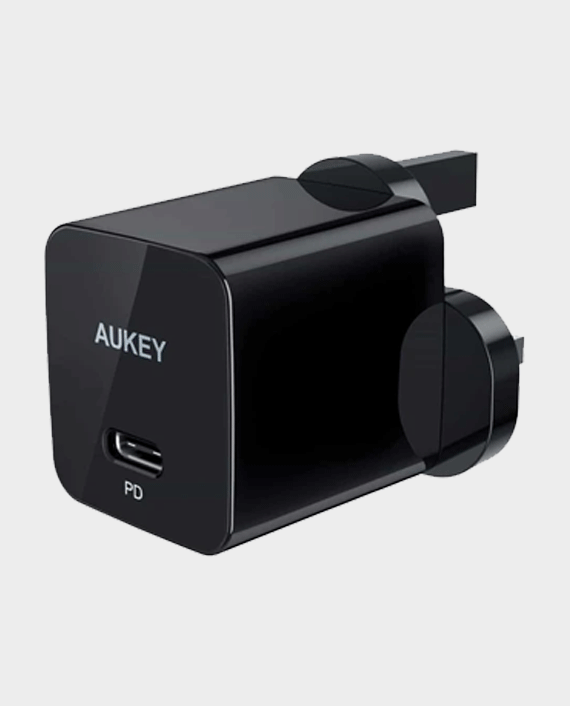Aukey PA-Y18 18W Power Delivery Wall Charger in Qatar
