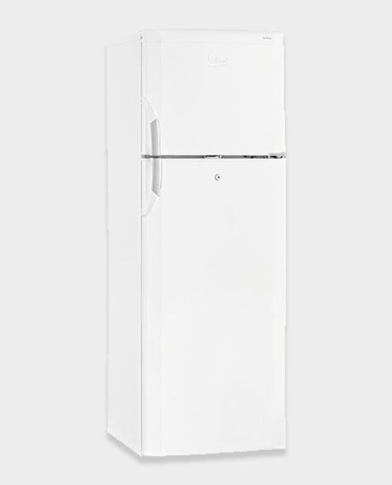 Beko DNE30001KL Double Door Refrigerator 300L in Qatar