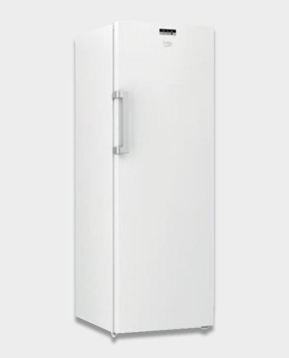 Beko RFNE320L24W Upright Freezer 320L in Qatar