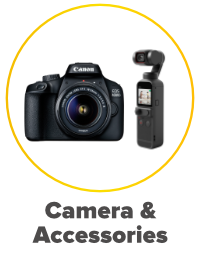 Camera & Accessories in Qatar