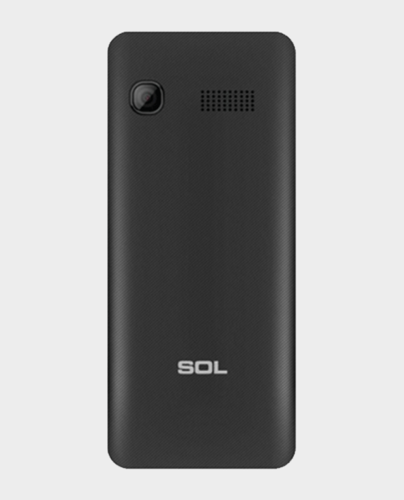 Sol Caron B2800 Dual SIM Cellphone