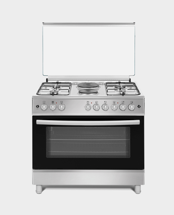 Ferre FR-E60X90G4+2 90x60 4 Burner + 2 Hot Plate Cooking Range in Qatar
