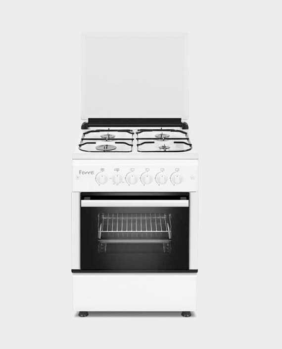 Ferre FR-N60X60G4 60x60 4 Burner Cooking Range in Qatar