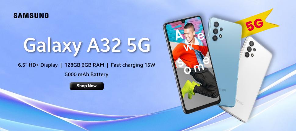 Samsung Galaxy A32 5G In Qatar