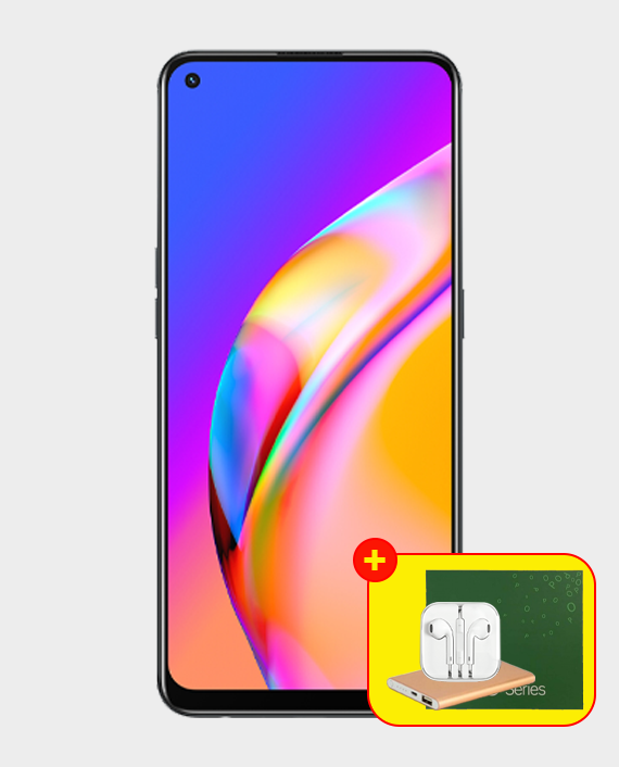 Oppo A94 8GB 128GB Purple in Qatar